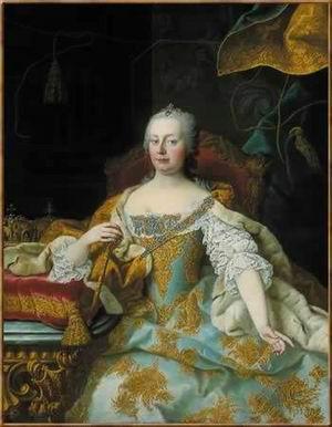 Mária Terézia magyar királynő
