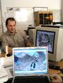 Műholdképek oktatási célokra az ELTE-n