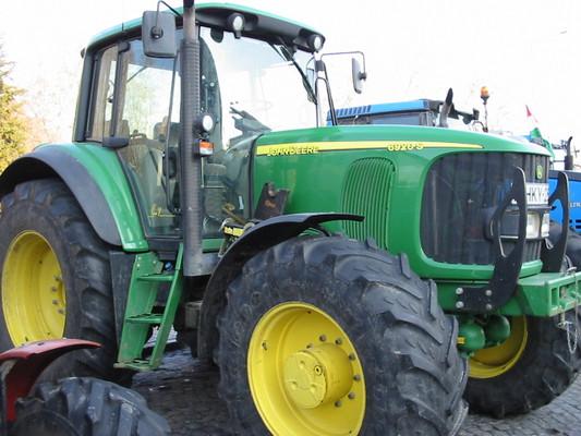 Modern mezőgazdasági gépek