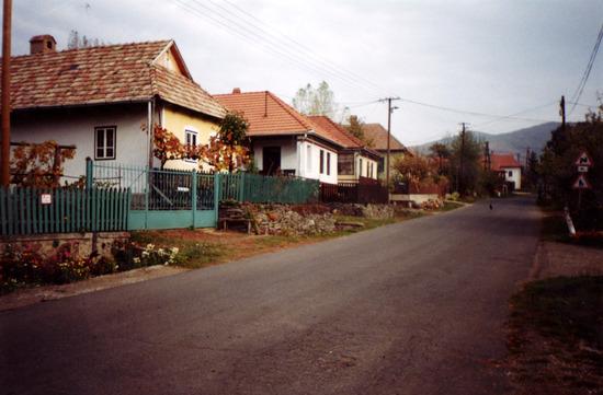 Utcás-soros falutípus