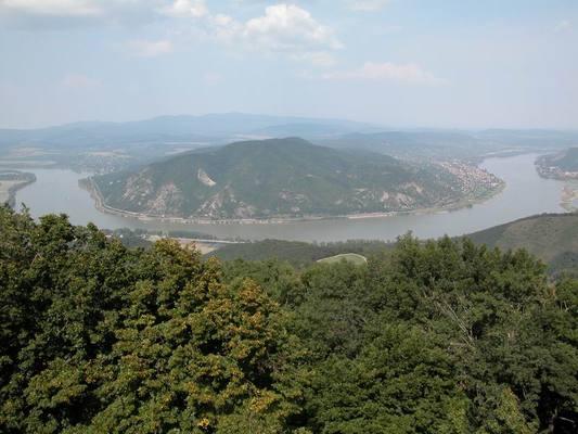 A romboló Duna