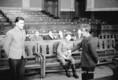 Huligánok a bíróság előtt