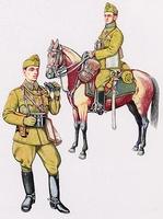 Huszártisztek a fronton (1941-1945)