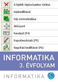 Informatika 3. évfolyam