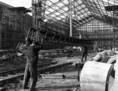 Felújítás alatt a Nyugati pályaudvar