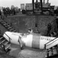 """""""Vörös varrat"""" ünnepség a Szovjetunióban, Ungvár mellett"""
