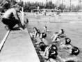 Gyarmati Dezső olimpiai bajnok vízilabdázó