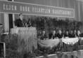 A szovjet pártküldöttség a Beloiannisz Híradástechnikai Gyárban