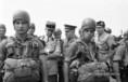 Katonai attasék látogatása a Magyar Néphadseregben