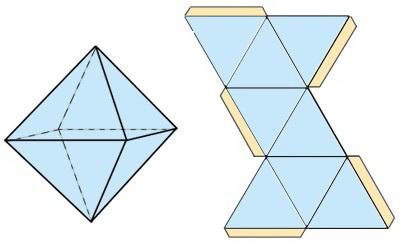 oktaederhaloval