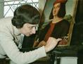A Szépművészeti Múzeumba visszekerült az elrabolt festmény