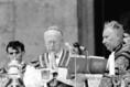 Lékai László gyászszertartását Franz König nyugalmazott bécsi érsek, bíboros, a pápa személyes képviselője vezette