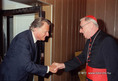 Paskai László fogadta Billy Graham amerikai evangélistát