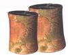 Hivatalos mérőeszközök az athéni agoráról. Kötelező volt ezeket használni