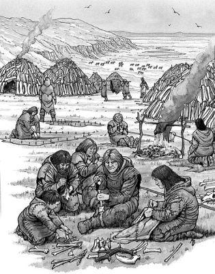 Jégkori település rekonstrukciója