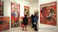A magyar filmplakát aranykora c. kiállítás a Budapest Galériában