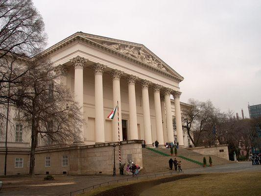 A Nemzeti Múzeum
