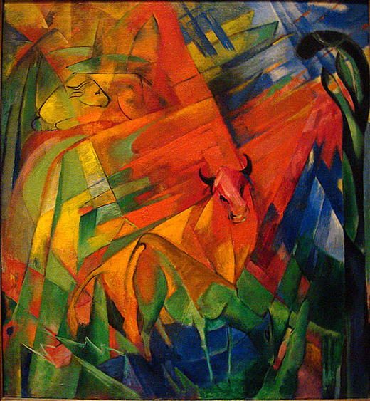 554px-Franz_Marc_1914_Animals_in_a_Landscape