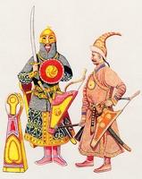 Kun vezér és harcos 1290