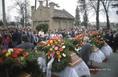 A mosonmagyaróvári mártírok temetése