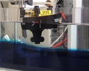 Hullámok a mélyben. Két különböző sűrűségű víz határfelületén is a felszínihez hasonló hullámok jönnek létre.