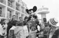 Mickey egér Budapesten