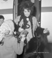 Richard Burton és Liz Taylor Budapesten