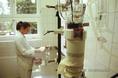 Veszprémi Egyetem Radiokémiai Tanszékének izotóplaborja