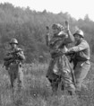 A zalaegerszegi munkásőregység harcászati bemutatója