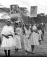 Kállai Gyula és kísérete Etiópiában