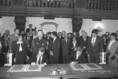 Pécs és a nyugatnémet Felbach vezetői aláírják a testvérvárosi szerződést