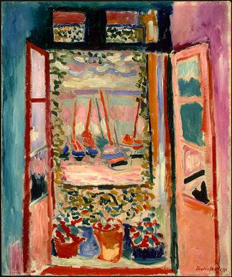 Matisse-Open-Window