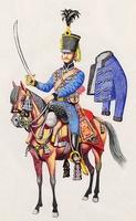 Nemesi felkelõ huszár (1809)