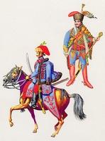 Károlyi huszárok (1734)