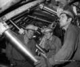 Új szovjet berendezés a mecseki bányában