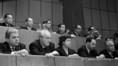 A Magyar Szocialista Munkáspárt IX. kongresszusán a bolgár és szovjet küldöttek