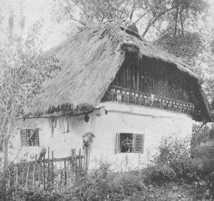 Göcseji parasztház
