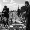 Hézagmentes vasúti pálya