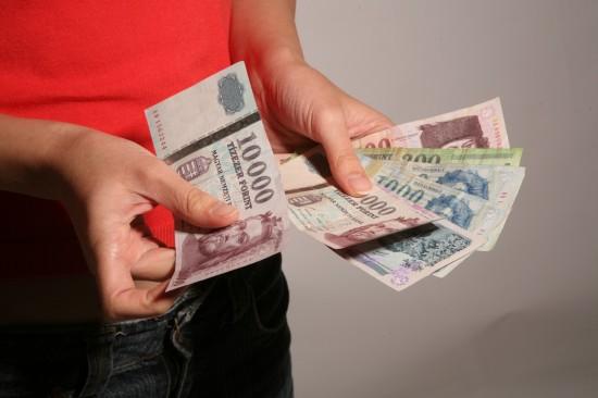 Pénzszámolás