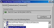 TCP/IP trükkök