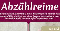 7 német kiszámoló vers