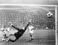 Magyarország - Brazilia labdarúgó mérkőzés a XX. nyári olimpián Münchenben