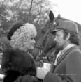 Virna Lisi és Richard Burton a tatai lovasiskolában
