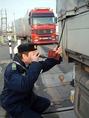 A korrupció felbukkanásának lehetséges színterei a hatóságok munkája során:kamion soron kívüli határátléptetése
