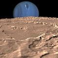 A Neptunusz felkel a Tritonon.