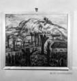 Kassák Lajos festményeiből nyílt kiállítás a Csók Galériában