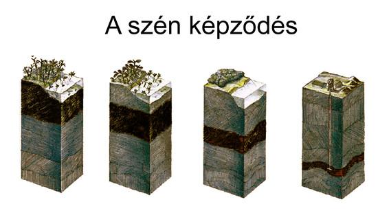 A szén kialakulása