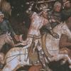 Magyar lovas csatában