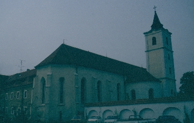 A siklósi ágostonrendi kolostor