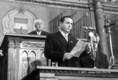 Tonin Jakova az albán parlamenti küldöttség vezetője felszólalt a magyar Országgyűlésben